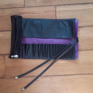 YOUNIQUE Makeup Brush Roll-Up Bag